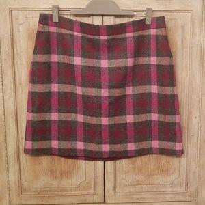 BODEN Wool Skirt (Sz 14)